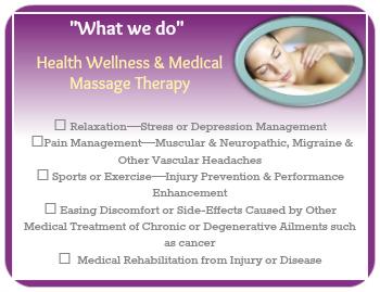south lyon mi massage therapy for health